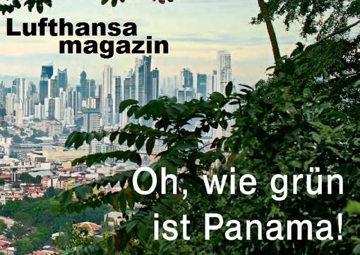 Partner & Presse | Lufthansa Magazin Referenz