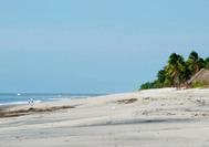 Panama Rundreise | Der weisse Strand des gleichnamigen Playa Blanca