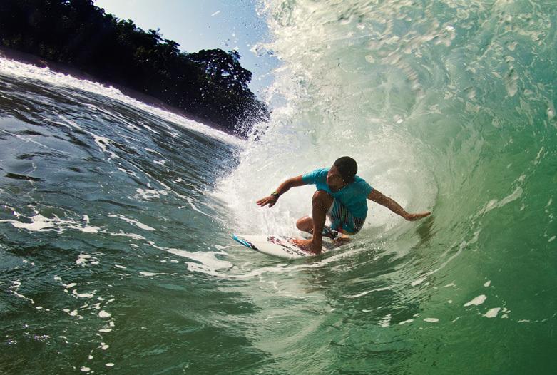 Panama Reisen | Surfen in Bocas