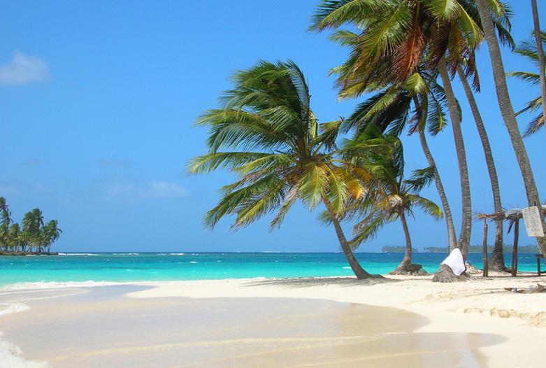 Panama Rundreise | Strand, San Blas