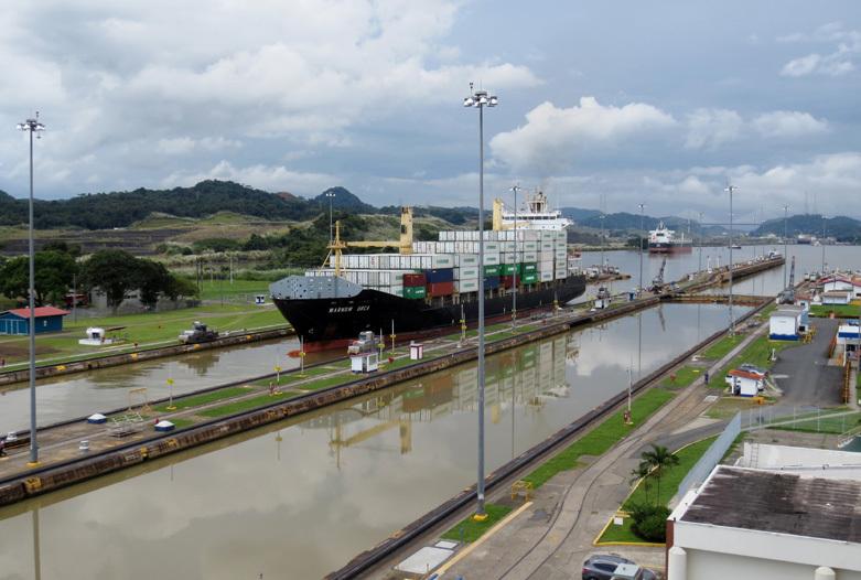 Panama Reisen | Panamakanal
