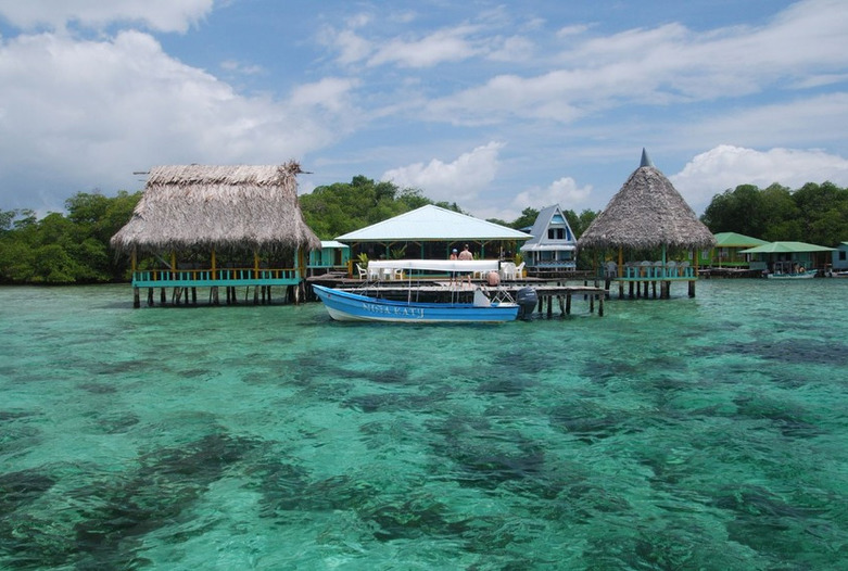Panama Rundreise | Cayo Coral von Bocas del Toro