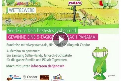 Janosch Oh wie schön ist Panama Gewinnspiel