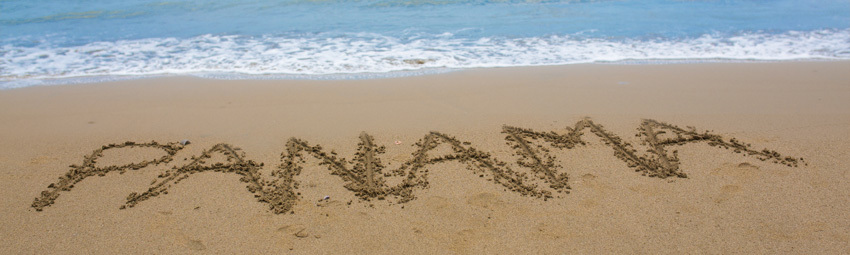 Panama Reisen   Strand von Panama
