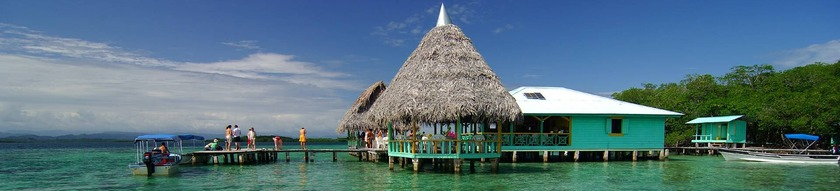 Panama Urlaub | Panorama, Bocas del Toro