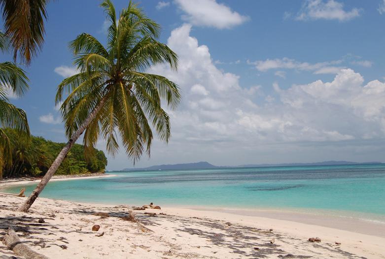 Panama Reisen | Insel im Archipel von Bocas del Toro