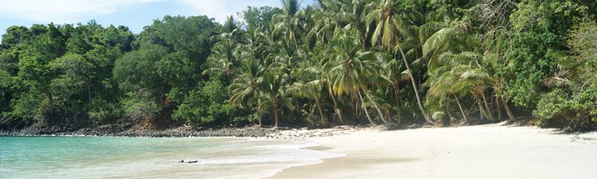 Panama Reisen | Idyllisches Boca Chica