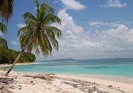 Insel im Archipel von Bocas del Toro