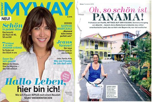 MyWay | Oh so schön ist Panama