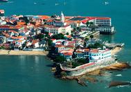 Panama Rundreise | Blick auf die Altstadt von Panama City