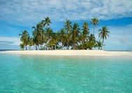 Paradiesinsel von San Blas