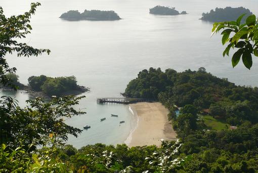 Panama Urlaub | Die Insel Coiba