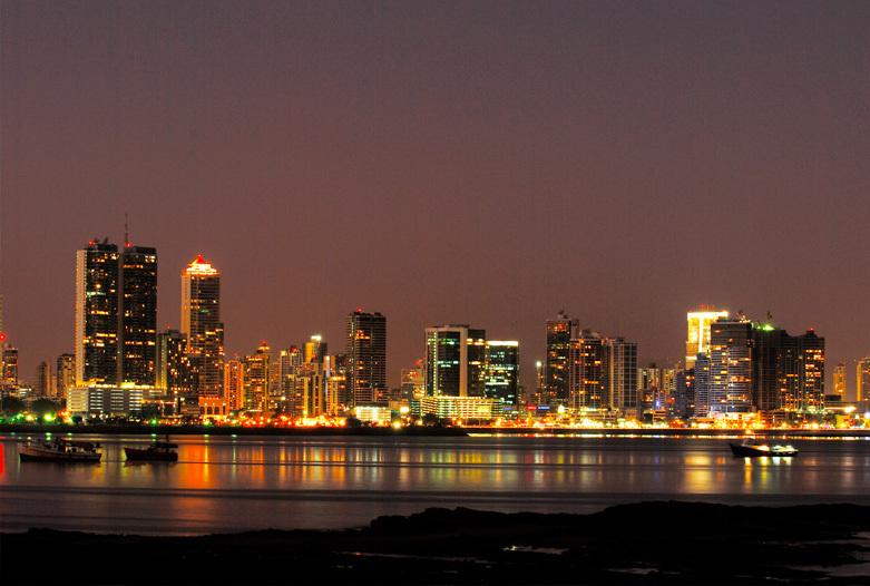 Panama Reisen | Skyline, Panama City