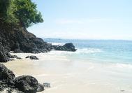 Panama Rundreise | Strand von Boca Chica
